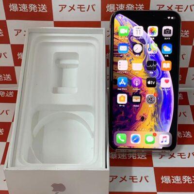 iPhoneXS au版SIMフリー 64GB MTAX2J/A A2098