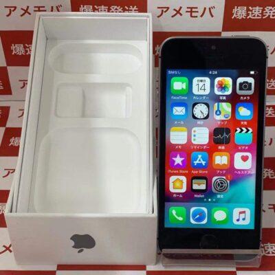iPhoneSE SoftBank版SIMフリー 64GB MLM62J/A A1732