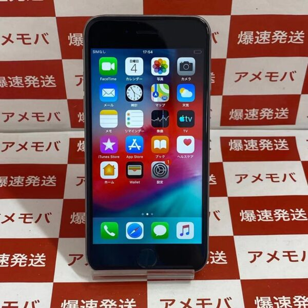 iPhone6 docomo 128GB MG4A2J/A A1586-正面