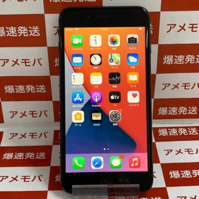 iPhone8 Plus SoftBank版SIMフリー 64GB MQ9K2J/A A1898