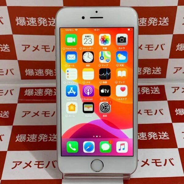 iPhone6s docomo版SIMフリー 64GB MKQP2J/A A1906-正面