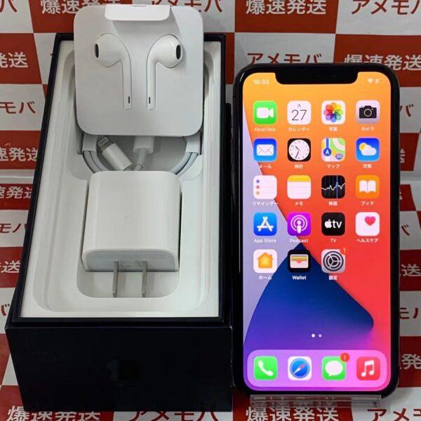 iPhone11 Pro au版SIMフリー 64GB MWC22J/A A2215-正面