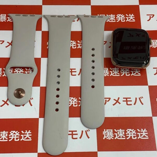 Apple Watch Series 4 GPS + Cellularモデル 44mm MTX02J/A A2008-正面