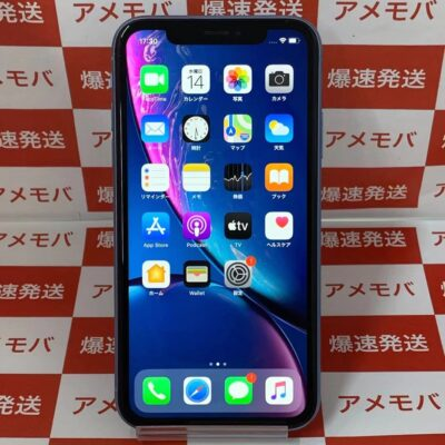 iPhoneXR SoftBank版SIMフリー 128GB MT0U2J/A A2106