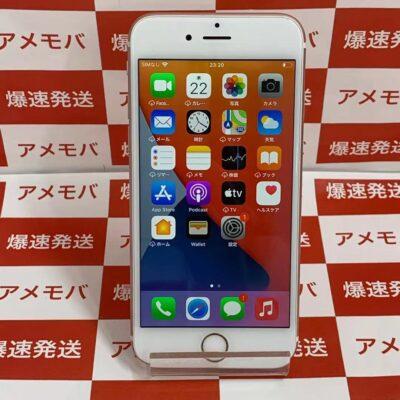 iPhone6s SoftBank版SIMフリー 128GB MKQW2J/A A1688