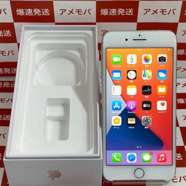 iPhone8 Plus docomo版SIMフリー 64GB MQ9L2J/A A1898-正面