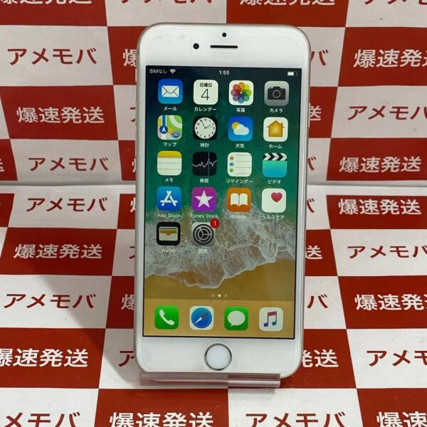 iPhone6 docomo 64GB MG4H2J/A A1586-正面