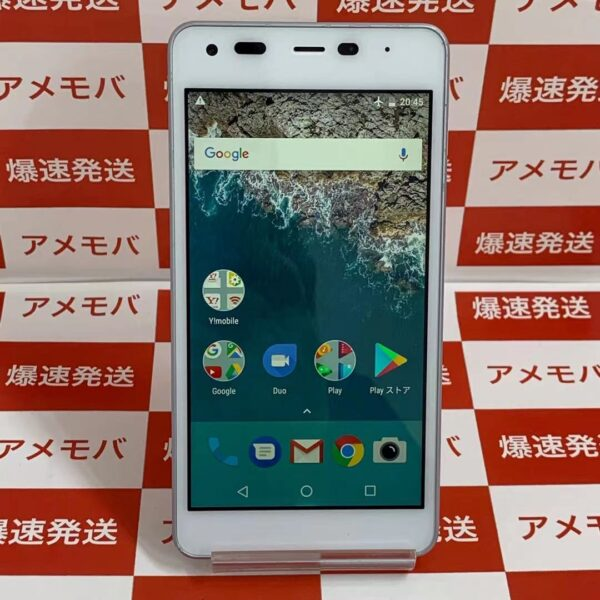Android One S2 Y!mobile 16GB SIMロック解除済み-正面
