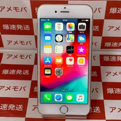 iPhone6 au 64GB MG4J2J/A A1586