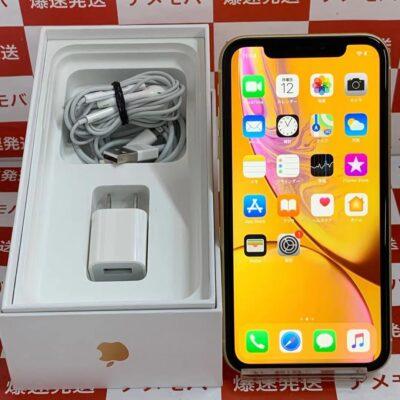 iPhoneXR au版SIMフリー 256GB MT0Y2J/A A2106