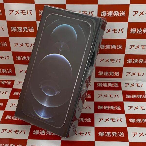 iPhone12 Pro Max Apple版SIMフリー 512GB MGD43J/A A2410正面