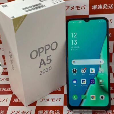 OPPO A5 2020 楽天モバイル版SIMフリー 64GB デュアルSIMフリー