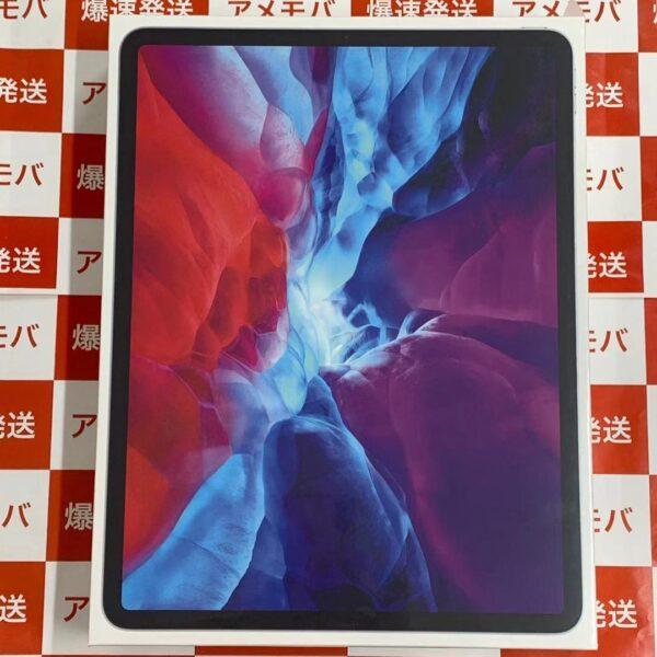 iPad Pro 12.9インチ 第4世代 Wi-Fiモデル 256GB MXAU2J/A A2229-正面