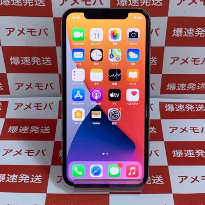 iPhoneX docomo版SIMフリー 256GB MQC22J/A A1902