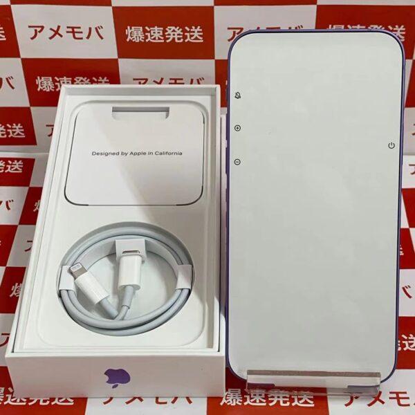 iPhone12 Y!mobile版SIMフリー 256GB MJNK3J/A A2402-正面