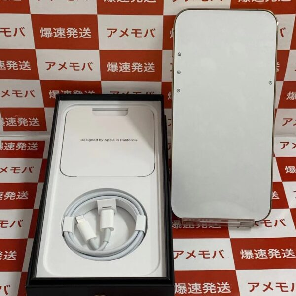 iPhone12 Pro Max au版SIMフリー 128GB MGCW3J/A A2410 正面