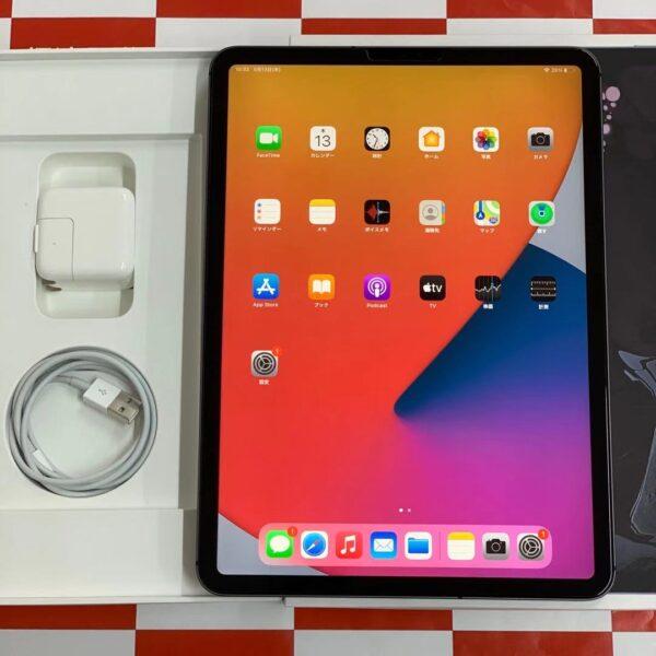 iPad Pro 11インチ 第1世代 au版SIMフリー 256GB NU102J/A A1934-正面
