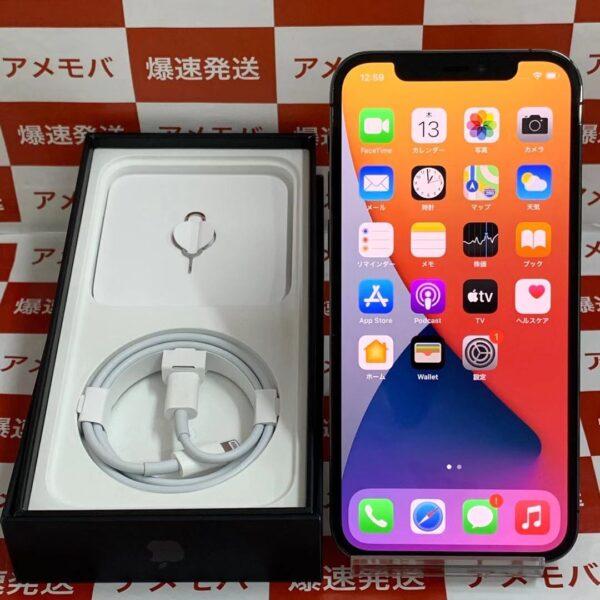 iPhone12 Pro au版SIMフリー 128GB MGM53J/A A2406-正面