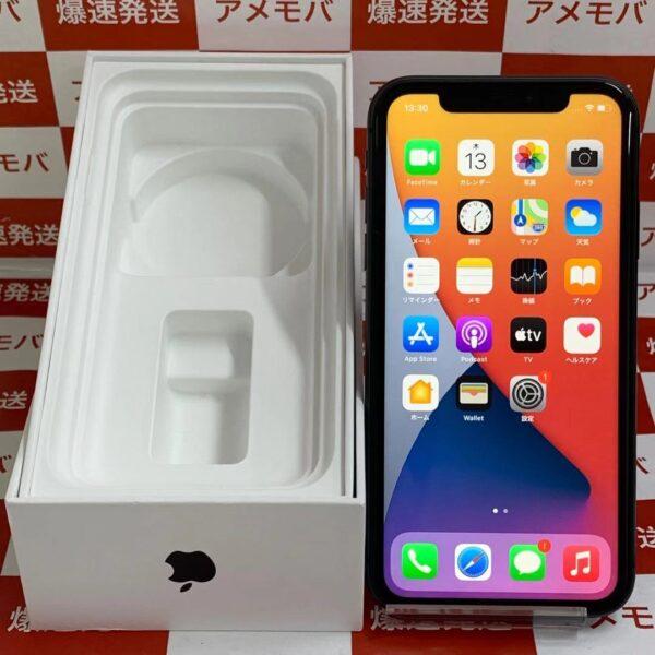 iPhone11 SoftBank 64GB MWLT2J/A A2221-正面