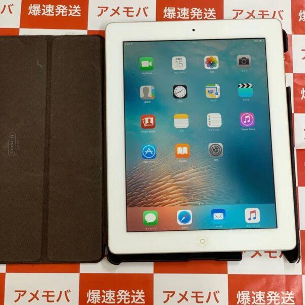 iPad 第2世代 Wi-Fiモデル 64GB MC981J/A A1395-正面