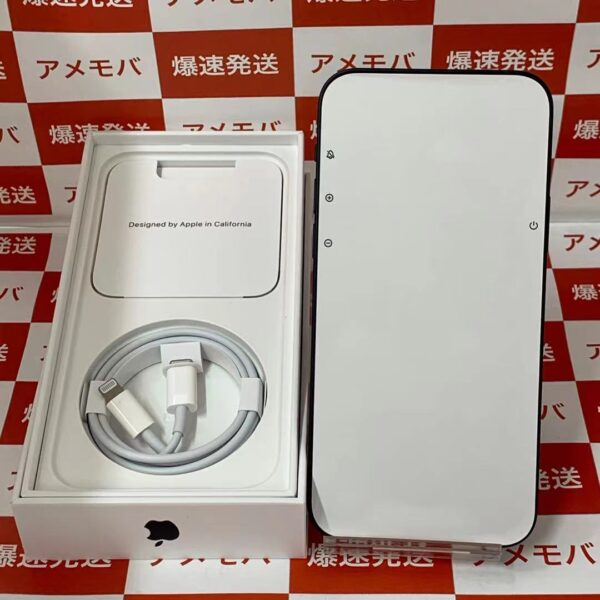 iPhone12 Y!mobile版SIMフリー 128GB MGHU3J/A A2402-正面
