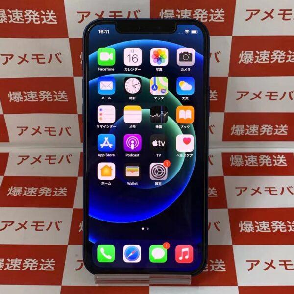 iPhone12 au版SIMフリー 64GB MGHR3J/A A2402-正面