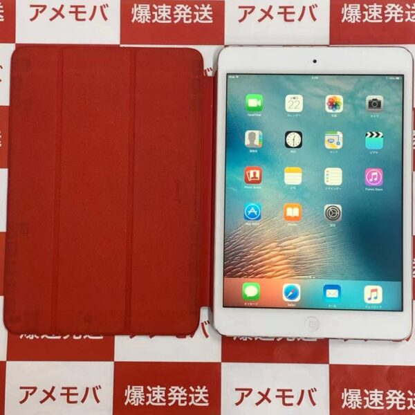 iPad mini(第1世代) Wi-Fiモデル 32GB MD532J/A A1432-正面