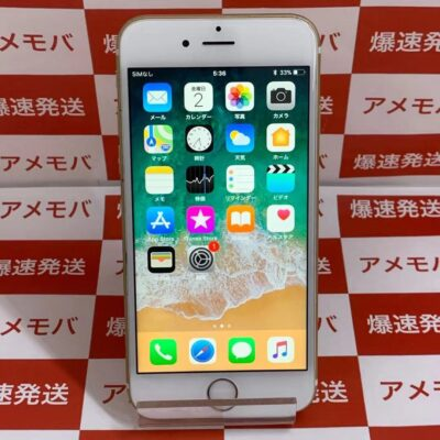 iPhone6s SoftBank版SIMフリー 128GB MKQV2J/A A21688