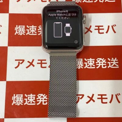 Apple Watch Series 3 GPS + Cellularモデル  42mm MQLY2J/A A1891