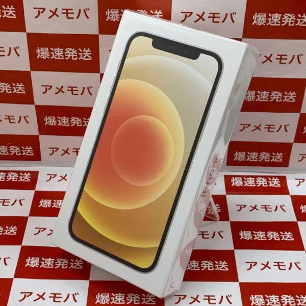 iPhone12 128GB Apple版SIMフリー MGHV3J/A A2402 正面