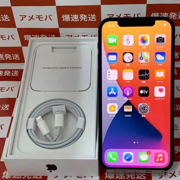 iPhone12 Softbank版SIMフリー 256GB MGJ03J/A A2402 正面