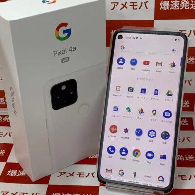 Google Pixel 4a (5G) SoftBank 128GB SIMロック解除済み