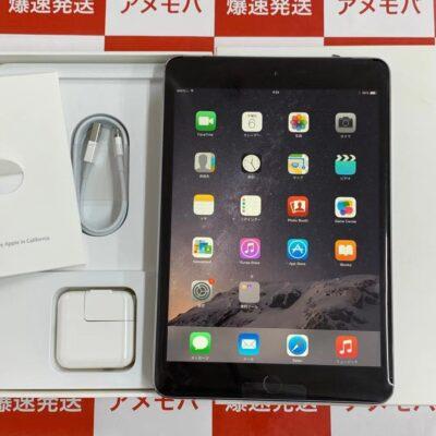iPad mini 3 docomo 16GB MGHV2J/A A1600