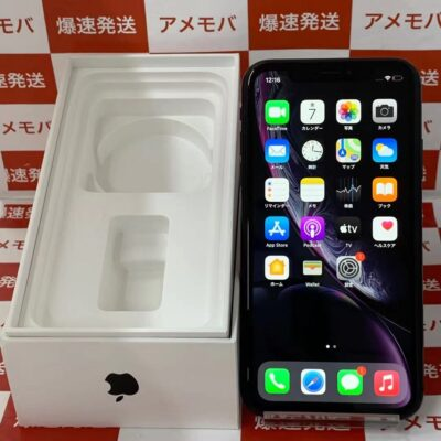 iPhoneXR SoftBank版SIMフリー 64GB MT002J/A A2106