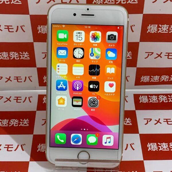 iPhone6s docomo版SIMフリー 128GB MKQV2J/A A1688-正面
