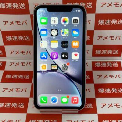 iPhoneXR Apple版SIMフリー 128GB MT0J2J/A A2106