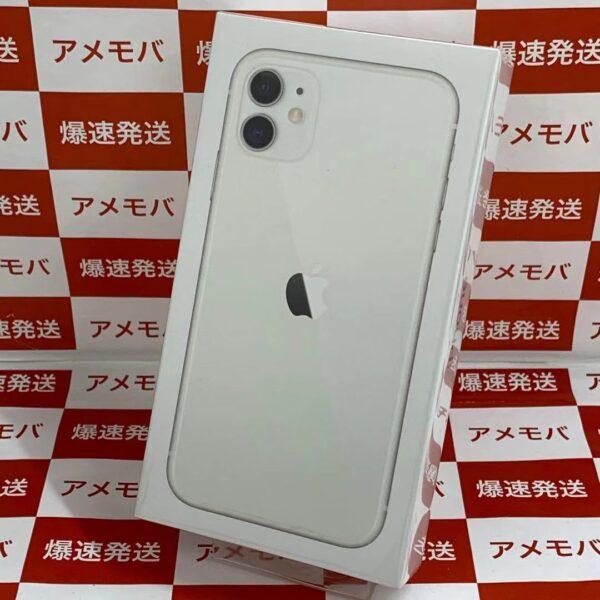 iPhone11 docomo版SIMフリー 128GB MHDJ3J/A A2221-正面