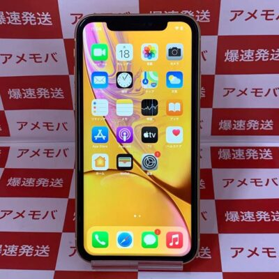 iPhoneXR Apple版SIMフリー 64GB MT082J/A A2106