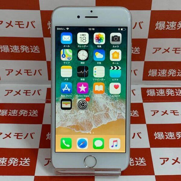 iPhone6s au版SIMフリー 64GB NKQP2J/A A1688-正面