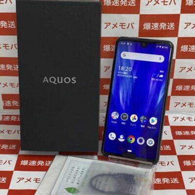 AQUOS R3 SoftBank 128GB SIMロック解除済み 808SH