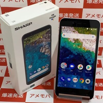 Android One S3 Y!mobile 32GB SIMロック解除済み