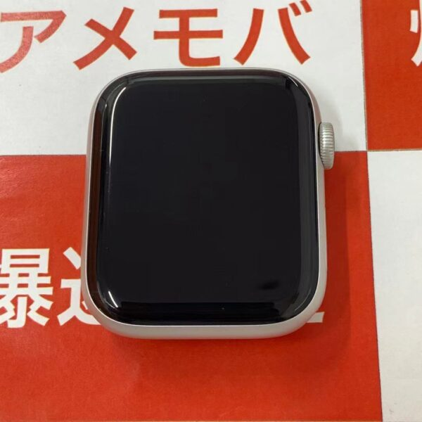 Apple Watch Series 6 GPSモデル 44mm M02D3J/A A2292-正面