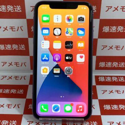 iPhone11 docomo版SIMフリー 64GB MWLX2J/A A2221