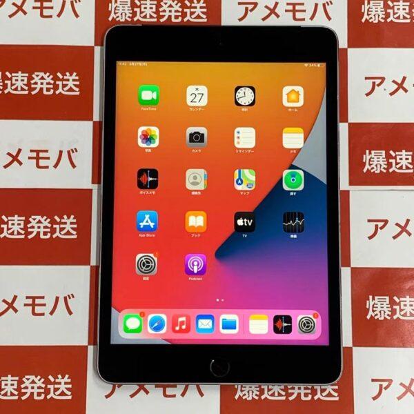 iPad mini 4 au版SIMフリー 128GB NK762J/A A1550-正面