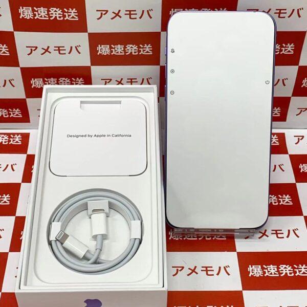 iPhone12 au版SIMフリー 256GB MJNK3J/A A2402 正面