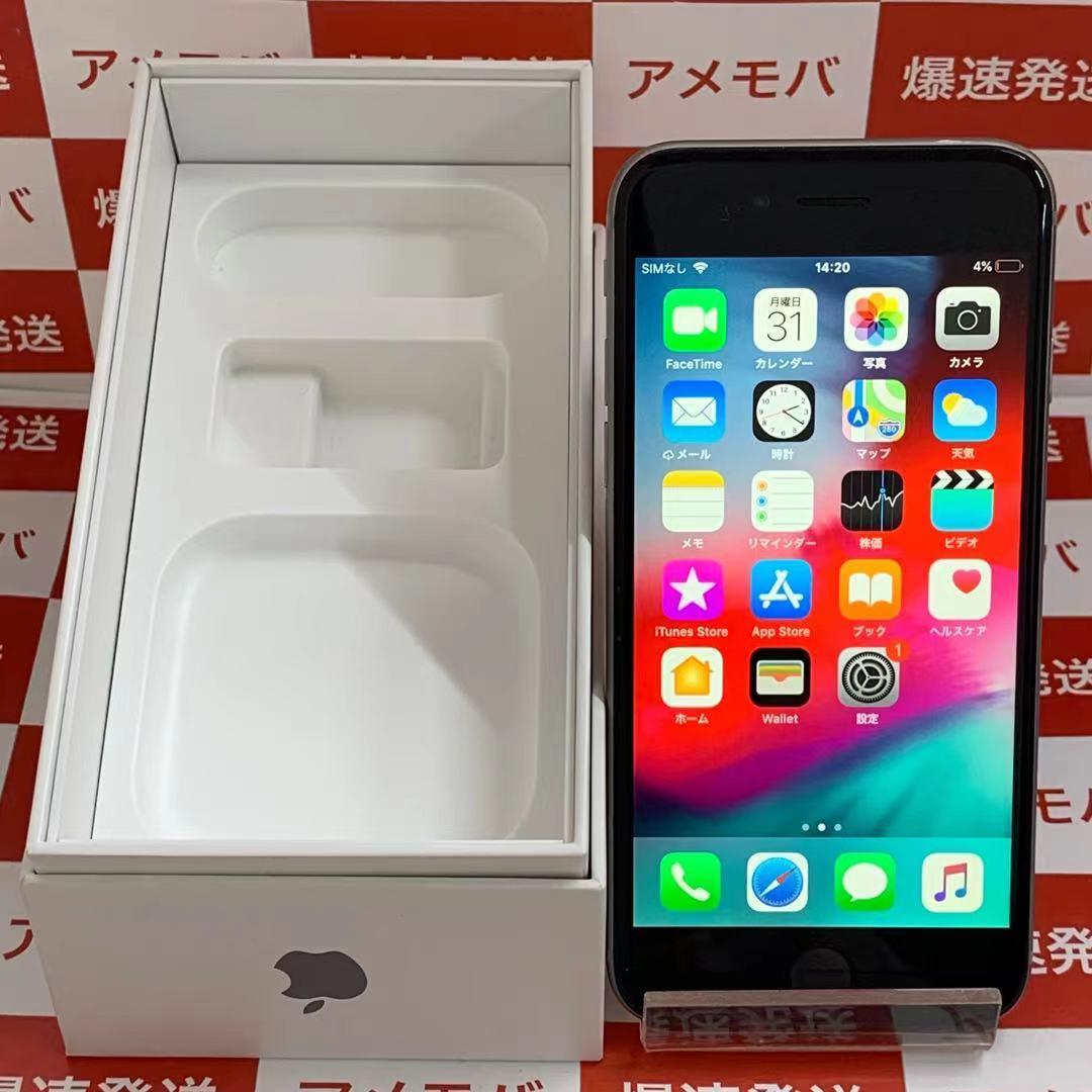 iPhone 6 64GB SoftBank [スペースグレイ]