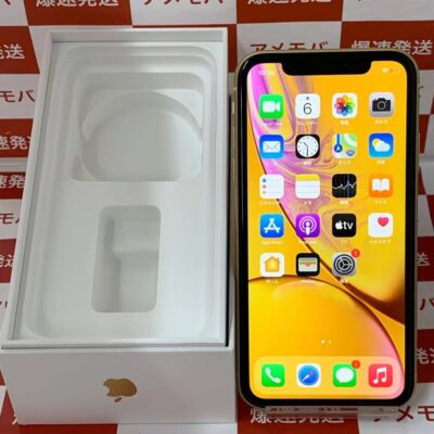 iPhoneXR SoftBank版SIMフリー 64GB MT082J/A A2106