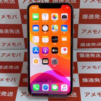 iPhoneX SoftBank 64GB 3D099J/A A1902
