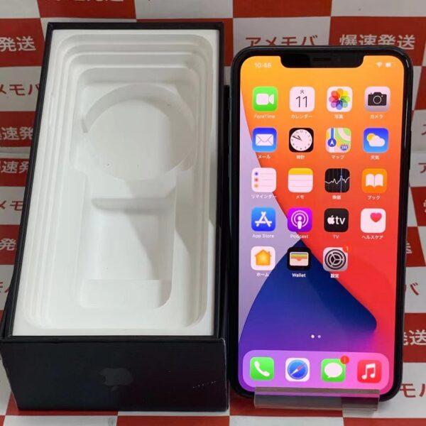 iPhone11 Pro Max au版SIMフリー 256GB MWHM2J/A A2218-正面