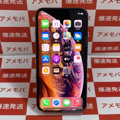 iPhoneXS docomo版SIMフリー 64GB MTAY2J/A A2098